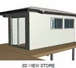 3D View Store