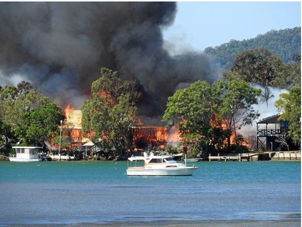 Fire Noosa North Shore