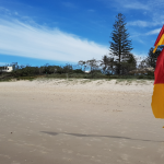 Peregian Beach Flag