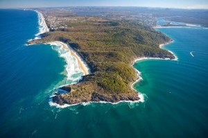 Supplied: Paul Smith, Noosa World Surfing Reserve